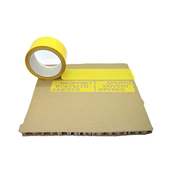Comprar cinta adhesiva Tamper Evident