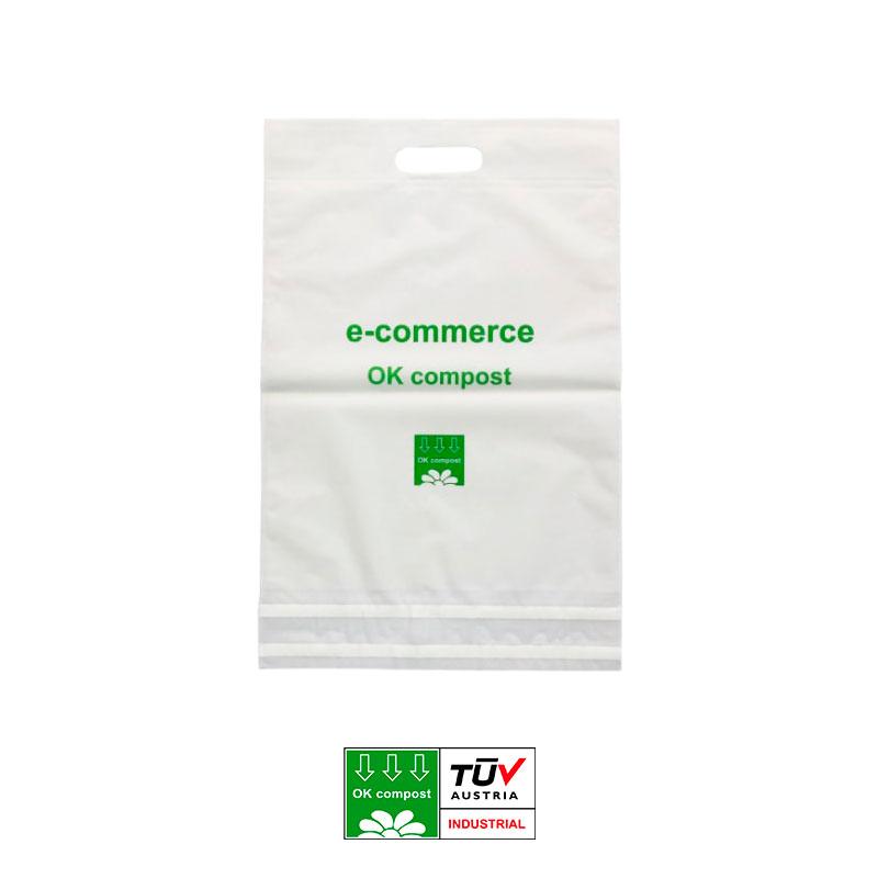 Sobres envío ecommerce biodegradables