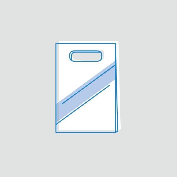 Comprar bolsas de plástico con asas