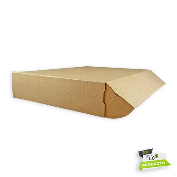 Caja de cartón automontable barata