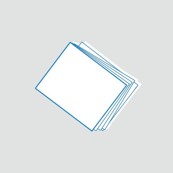 láminas separadoras para alimentación