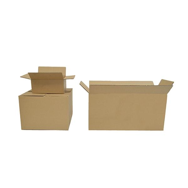 Cajas de cartón estándard
