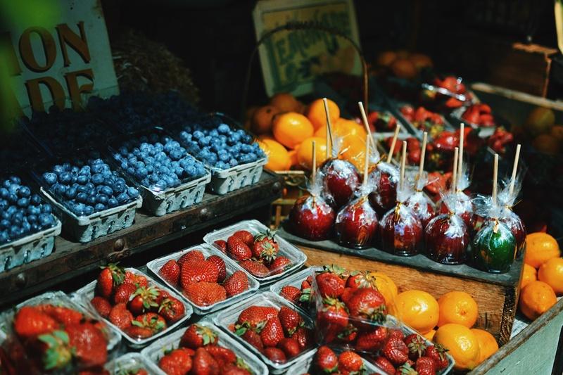 Tipos de embalaje del sector alimentario