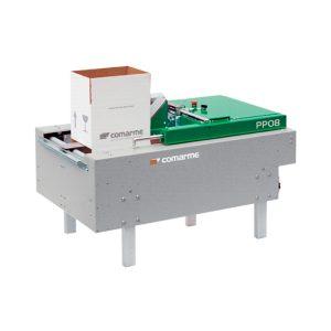 Formadora de cajas semiautomática