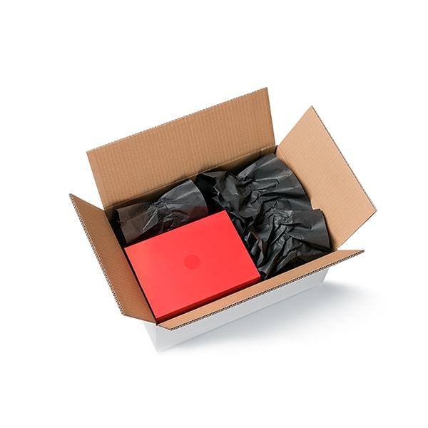 Sistemas de embalaje protector con papel