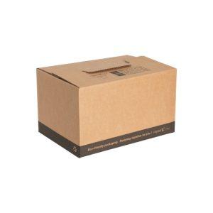 Caja carton almacenaje