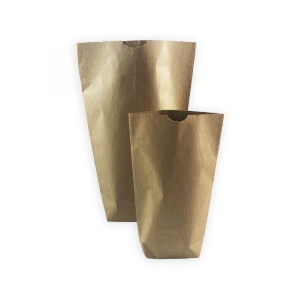 Bolsas papel Kraft americana