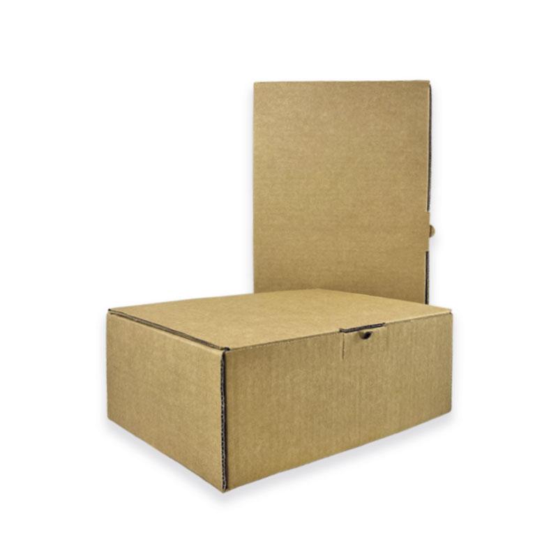 Venta cajas de cartón automontables