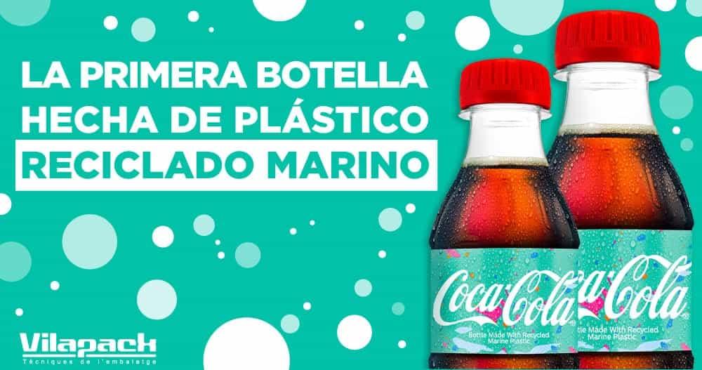 plastico marino reciclado