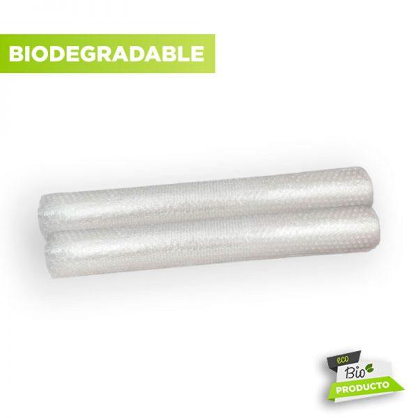 Plástico burbuja biodegradable
