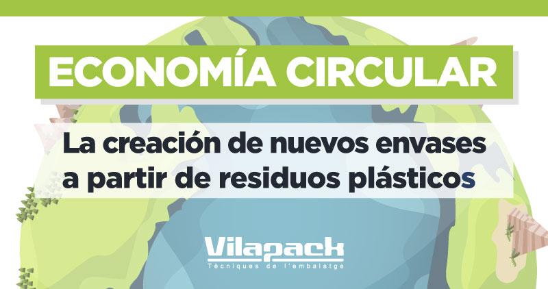 economia circular del plastico