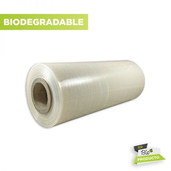 Film estirable biodegradable