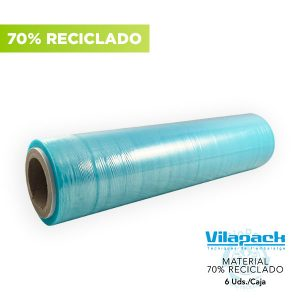 Film estirable reciclado