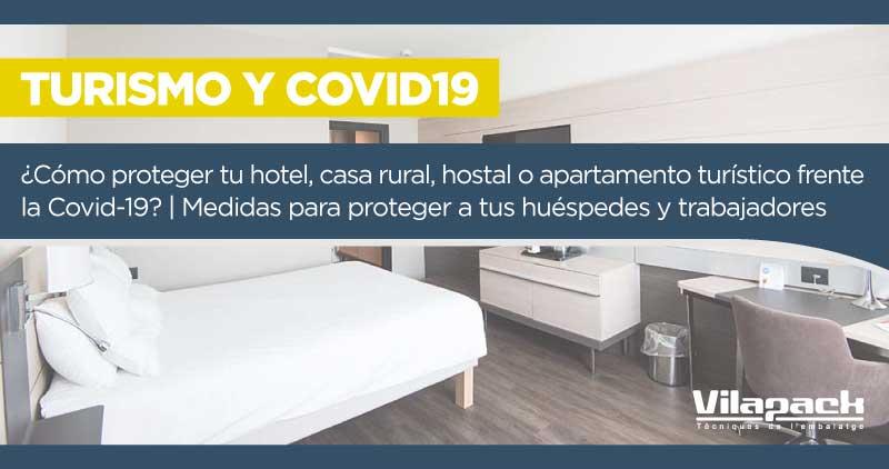 proteger tu hotel frente la Covid19