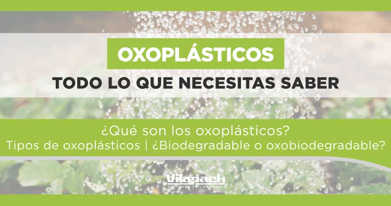 Plásticos oxobiodegradables