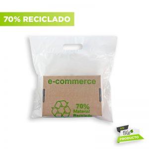 Comprar sobres de plástico reciclado