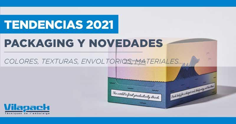 tendencias del packaging 2021