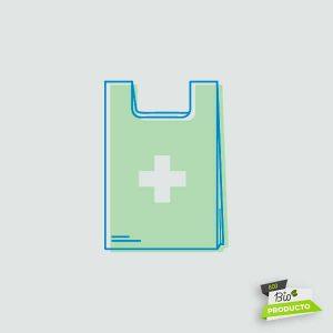 Bolsa para farmacia sostenible