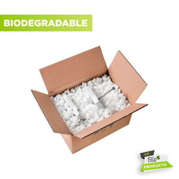 Relleno biodegradable
