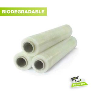 Film estirable biodegradable