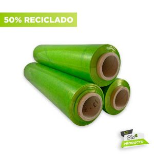 Film estirable reciclat