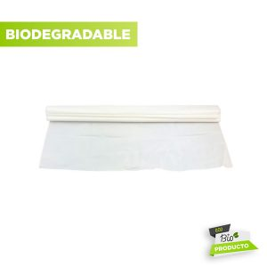 plástico biodegradable