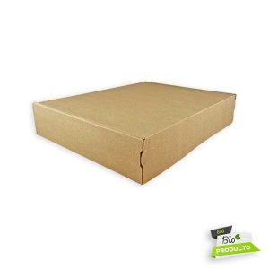Cajas automontable con tapa