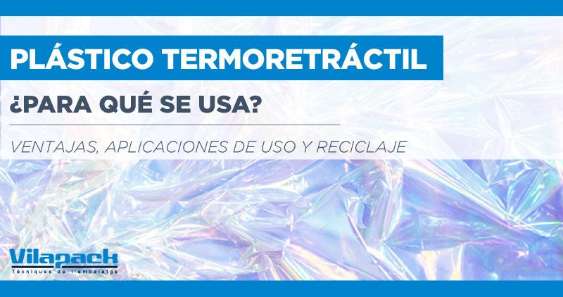 plástico termoretráctil