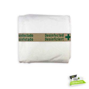 Faja de cartón para toallas