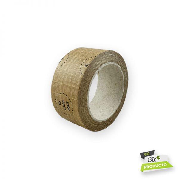 Cinta adhesiva de papel reforzada personalizada