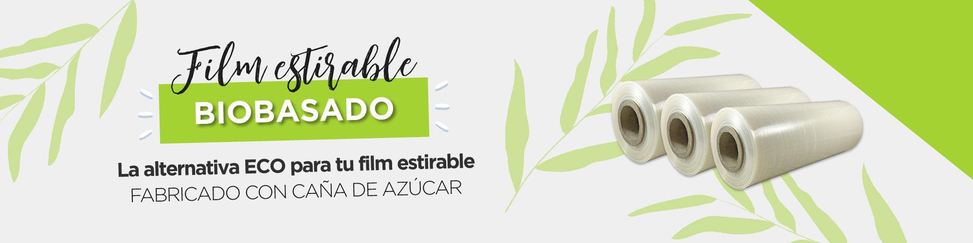 venta film eco biobasado