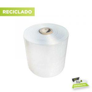 Plástico retractil reciclado